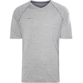 Kaikkialla Tarvo - T-shirt manches courtes Homme - gris
